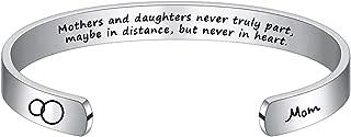 Best mother daughter silver bracelets Reviews