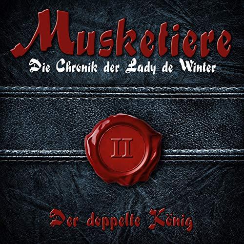 Der doppelte König audiobook cover art