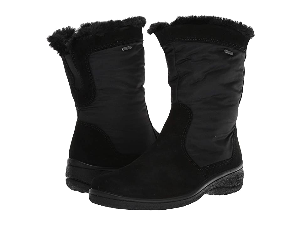 ara Misty (Black Velour Hydro) Women