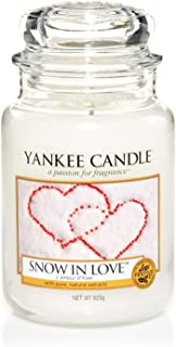 snow in love yankee candle