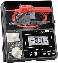 HIOKI (日置電機) 5レンジ デジタル絶縁抵抗計(スイッチ付リード付) IR4051-11