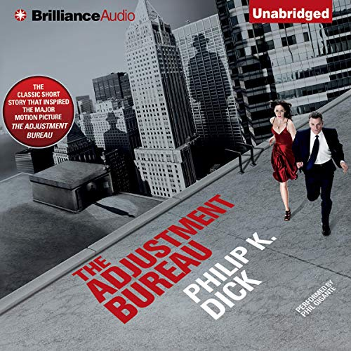 The Adjustment Bureau cover art