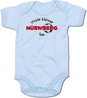 G-graphics Baby Body Unser Kleiner Nürnberg Fan 250.0495