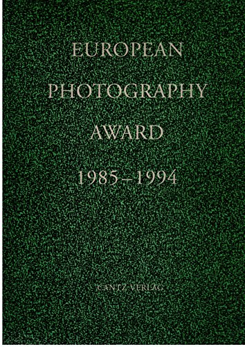 European Photography Award 1985-1994: Deutsche Leasing's Support for the Arts