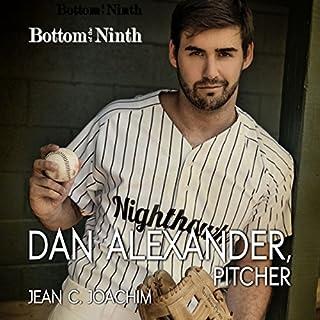 Dan Alexander, Pitcher audiobook cover art