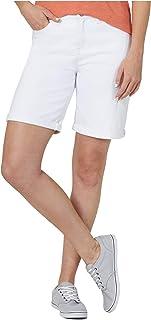 Lee womens Flex Motion Regular Fit Bermuda Short Bermuda Shorts