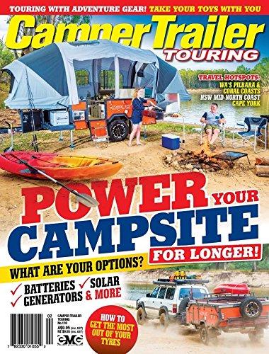 Camper Trailer Touring