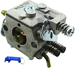 TC-Motor Replacement Carburetor For Walbro WT-946 Carb/For Echo CS-310 Chainsaw Replaces Part # A021001700