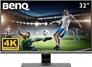BenQ EW3270U 80,01 cm (31,5 tum) monitor (4K UHD 3840 X 2160 (inklusive) HDR10, AMD FreeSync, Brightness Intelligence Plu...
