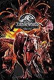Jurassic Park Jurassic Welt Gefallen Königreich 'Montage'