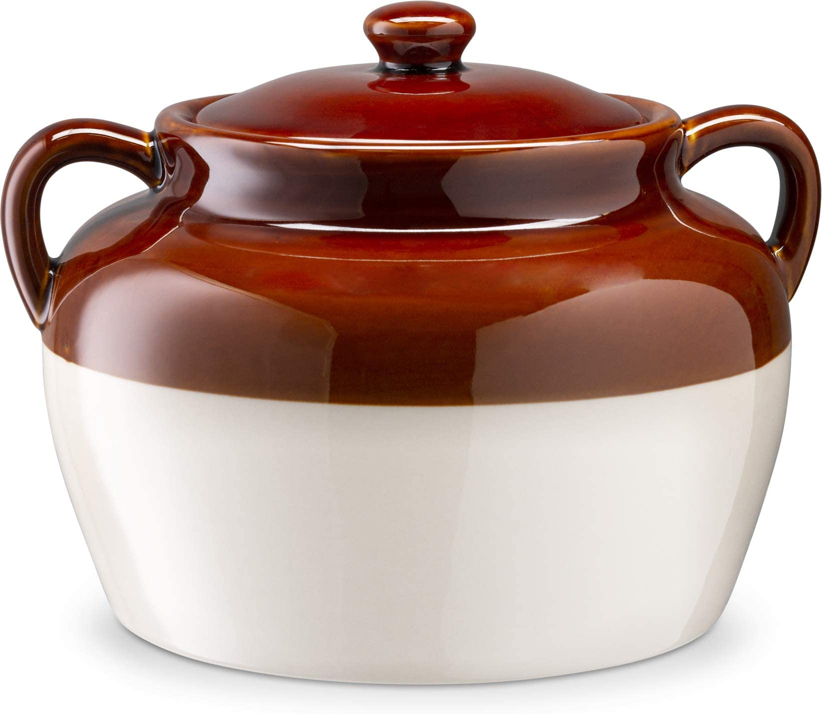 For cooking Ceramic pot Pottery ceramic Functional Pottery Pot for baking Pottery handmade IN STOCK