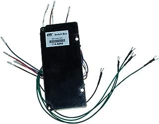 Mercury Switch Box 4 Cyl 120 Hp 1995 - 1996 Model Sport Jet Serial# 0E080400 - 0E145579 WSM 114-6866 OEM# 332-8268662