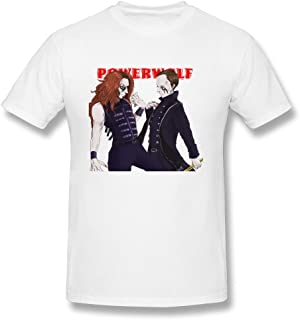 ZIYUAN Men's Powerwolf T-Shirt