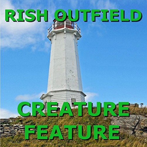 Creature Feature audiobook cover art
