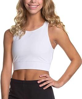 SOFFE womens Squad Crop Shirt