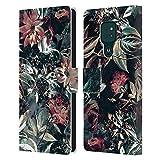 Head Case Designs sous Licence Officielle Riza Peker Floral X Fleurs Coque en Cuir à Portefeuille...