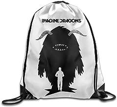 BDSGevery Shoulder Drawstring Bag Imagine Dragons - Demons Backpack