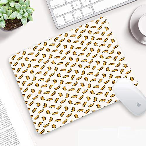 Alfombrilla para ratón 32x 25 cm,Coche, Estilo de dibujos