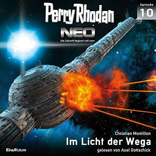 Im Licht der Wega audiobook cover art