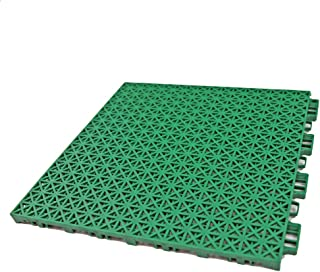 RevTime Interlocking Rugged Grip-Loc Deck Floor Tiles 12