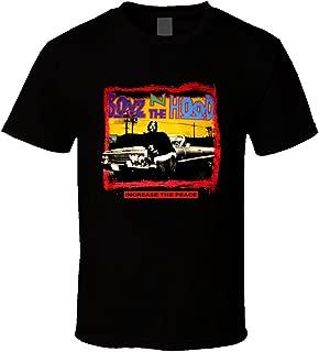 Whitesmith Custom Boyz N The Hood Ice Cube Men's Funny T-Shirt 100% Cotton Tee