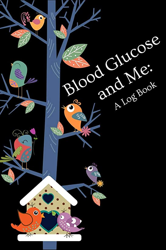 Blood Glucose and Me: A Log Book: Your 6