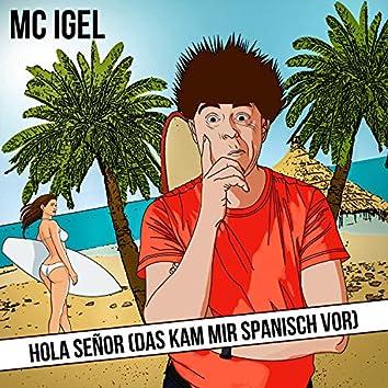 Hola Señor (Das kam mir spanisch vor)