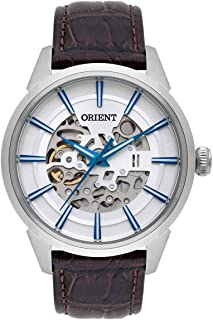 Relógio Orient Automático Masculino NH7SC001 S1MX Esqueleto