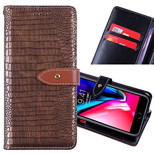 ZYQ Gold Flip Leder Tasche Für Lenovo Phab 2 Plus TPU Silikon Schutz Hülle Brief Hülle Cover Etui Klapphülle Handytasche