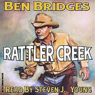 Rattler Creek audiobook cover art