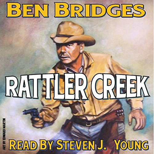 Rattler Creek audiobook cover art