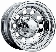 Pacer 320C CHROME MOD Wheel with Chrome Finish (15x7