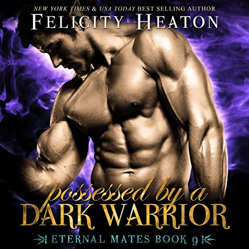Possessed by a Dark Warrior audiobook cover art