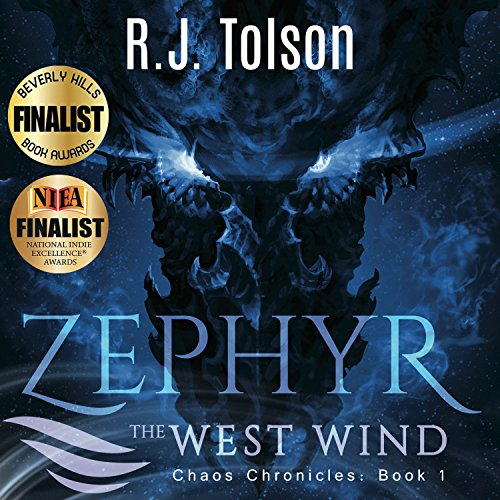 Zephyr the West Wind: A Tale of the Passion & Adventure Within Us All cover art