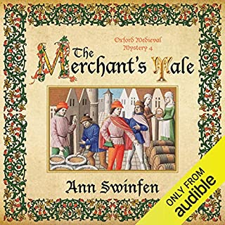 The Merchant's Tale audiobook cover art