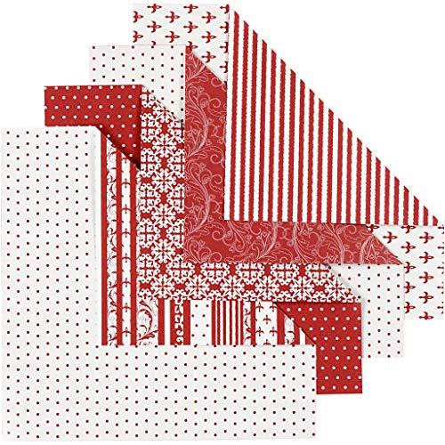 Art-Manufacturer-Design Copenhagen - Papel para origami (15 x 15 cm, 50 hojas)