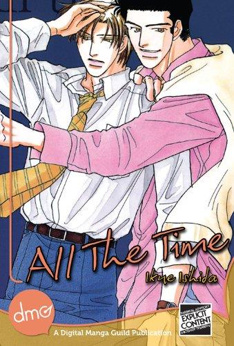 All The Time (Yaoi Manga) (English Edition)