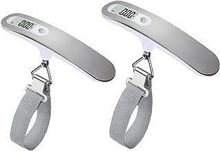 Bilancia Bagagli-Bilancia Digitale Valigia fino a 50kg Baby bilancia sospesa Bilancia Pesce-BILANCIA NUOVO