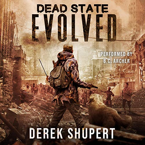 Evolved (A Post Apocalyptic Survival Thriller) cover art