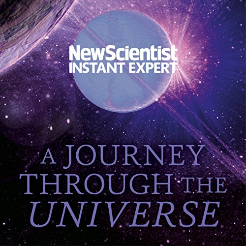 A Journey Through the Universe audiobook cover art