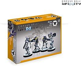 Corvus Belli Infinity The Game: ALEPH Arjuna Unit (4X Metal Figures)