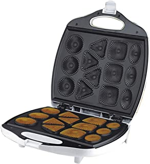 Cake Maker Non-Stick Cookie Mold 1400W Large Deep Grill