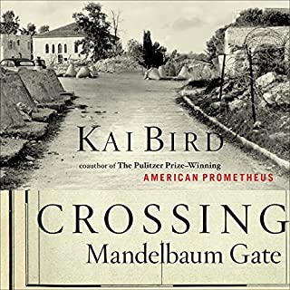 Crossing Mandelbaum Gate audiobook cover art