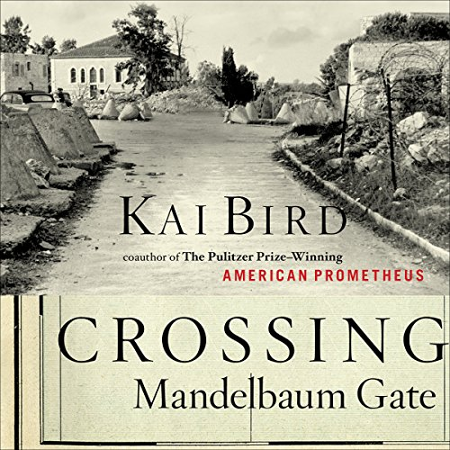 Crossing Mandelbaum Gate audiobook cover art