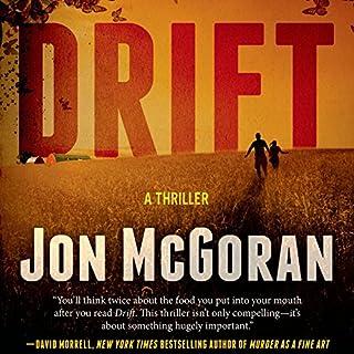 Drift audiobook cover art