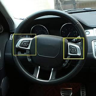 Best range rover evoque steering wheel buttons Reviews