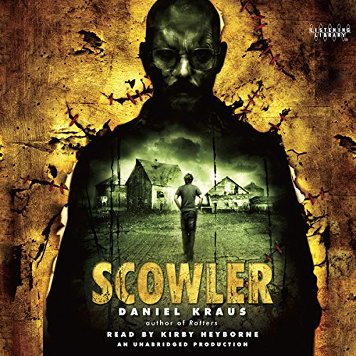 Scowler audiobook cover art