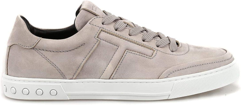Tod's Herren Xxm0xy0ay40fl1b201 Grau Wildleder Sneakers B07PN69BLL    d6acb6