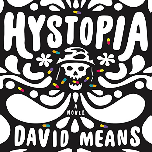 Hystopia audiobook cover art