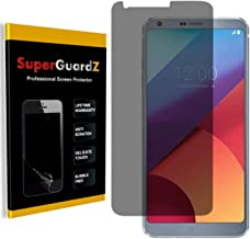 [2-Pack] For LG G6 - SuperGuardZ Privacy Anti-Spy Screen Protector, Anti-Glare, Anti-Scratch, Anti-Bubble [Lifetime Replacement]